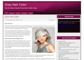 grayhaircolor.org