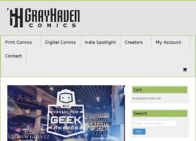 grayhavencomics.com