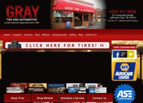 graytireandautomotive.com