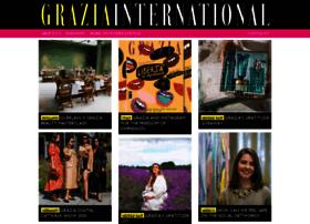 graziainternational.com