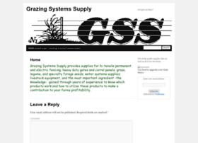 grazingsystemssupply.com