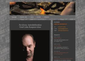 grazvydaskasparavicius.com