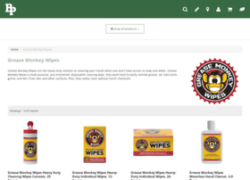 greasemonkeywipes.com
