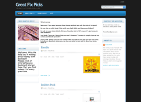 great-fix-picks.blogspot.com