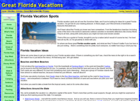 great-florida-vacations.com