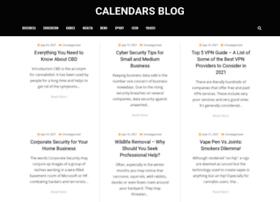 Great-printable-calendars.com