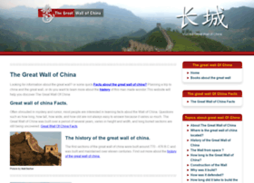 great-wallofchina.com