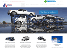 greatamericanautotransportation.com