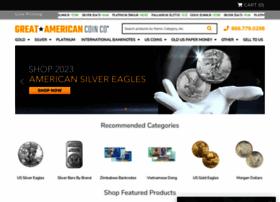 greatamericancoincompany.com