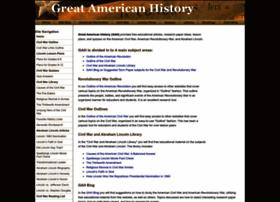greatamericanhistory.net