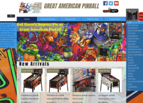 greatamericanpinball.com