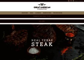 greatamericansteakhouse.com
