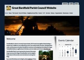 greatbardfield-pc.gov.uk