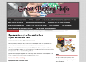 greatbettinginfo.com