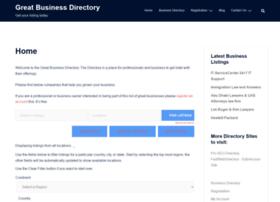 greatbusinessdirectory.com