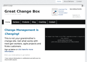 greatchangebox.com