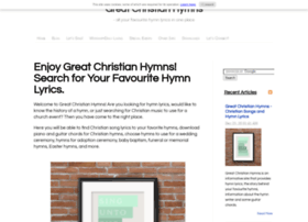 greatchristianhymns.com