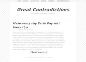 greatcontradictions.com