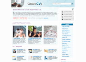 greatcvs.co.uk