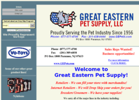 greateasternpetsupply.com