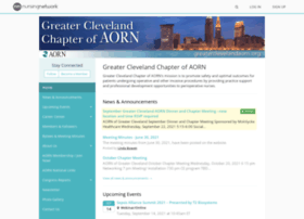 greaterclevelandaorn.nursingnetwork.com