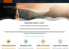 greaterlight.net