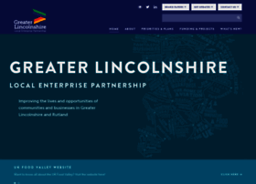 greaterlincolnshirelep.co.uk