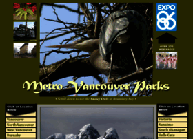 greatervancouverparks.com