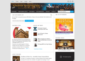 greatestperformance.org