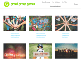 greatgroupgames.com