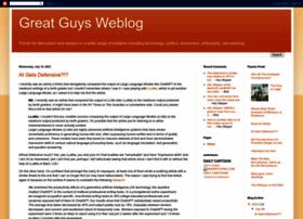 greatguys.blogspot.com