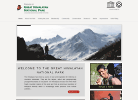 greathimalayannationalpark.com