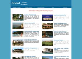 greatindiangetaways.com