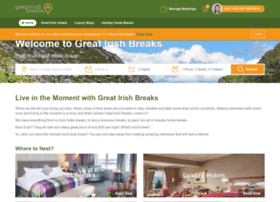 greatirishbreaks.com