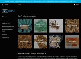 greatlakeshornworm.com