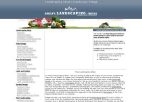 greatlandscapingideas.com