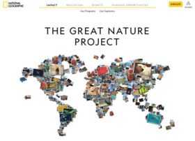 greatnatureproject.org