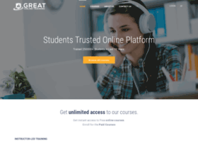 greatonlinetraining.com