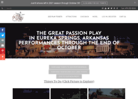 greatpassionplay.com