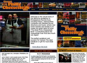 greatphillycheesesteakbook.com