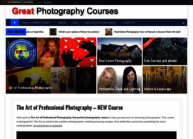 greatphotographycourses.net