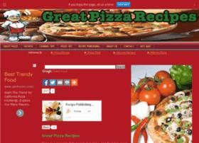 greatpizzarecipes.com