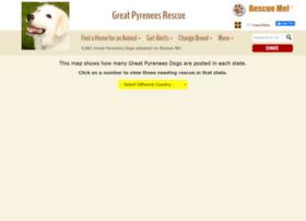 greatpyrenees.rescueme.org
