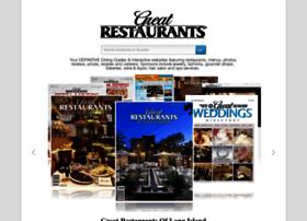 greatrestaurantsmag.com