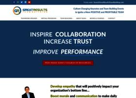 greatresultsteambuilding.net