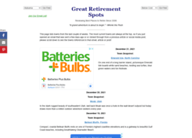 greatretirementspots.com