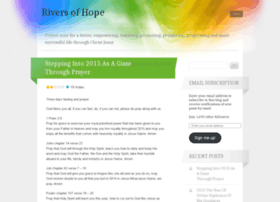 greatriversofhope.wordpress.com