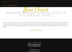 greatroom-restaurant.com
