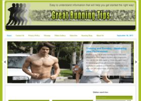 greatrunningtips.com