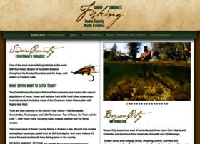 greatsmokiesfishing.com